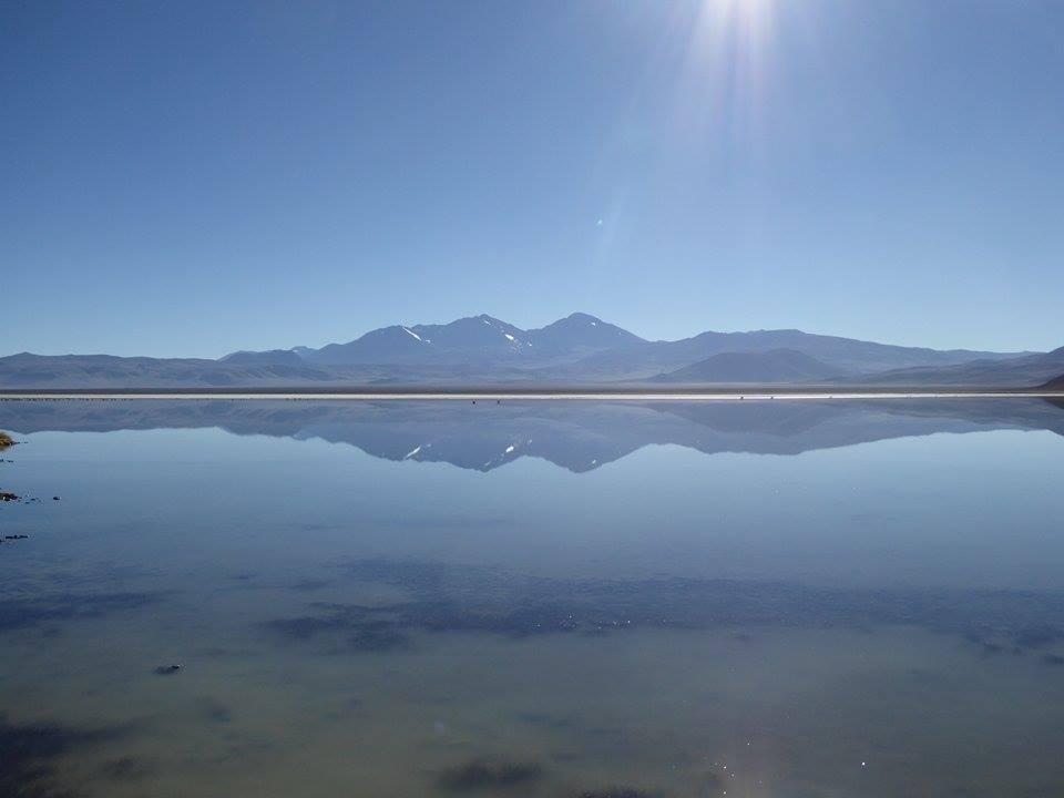 Wind and dust in the Atacama