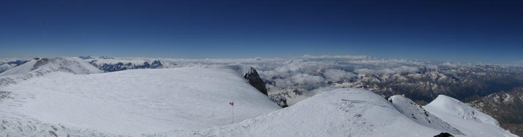 Climbing Mount Elbrus – to Elbrus