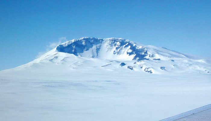 More Volcanic Seven Summits completers