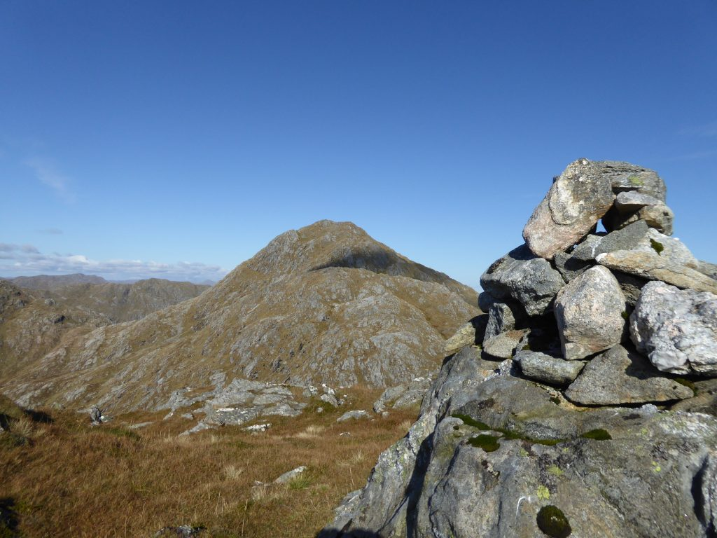 Sgurr Dhomnhuill