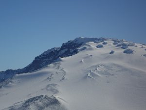 Mount Sidley - volcanic seven summiters
