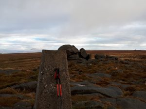 Ward's Stone - west top - Forest of Bowland