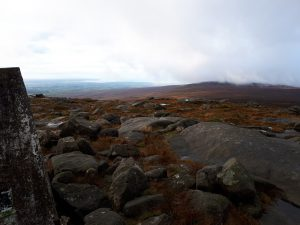Grit Fell from Ward's Stone Forest of Bowland
