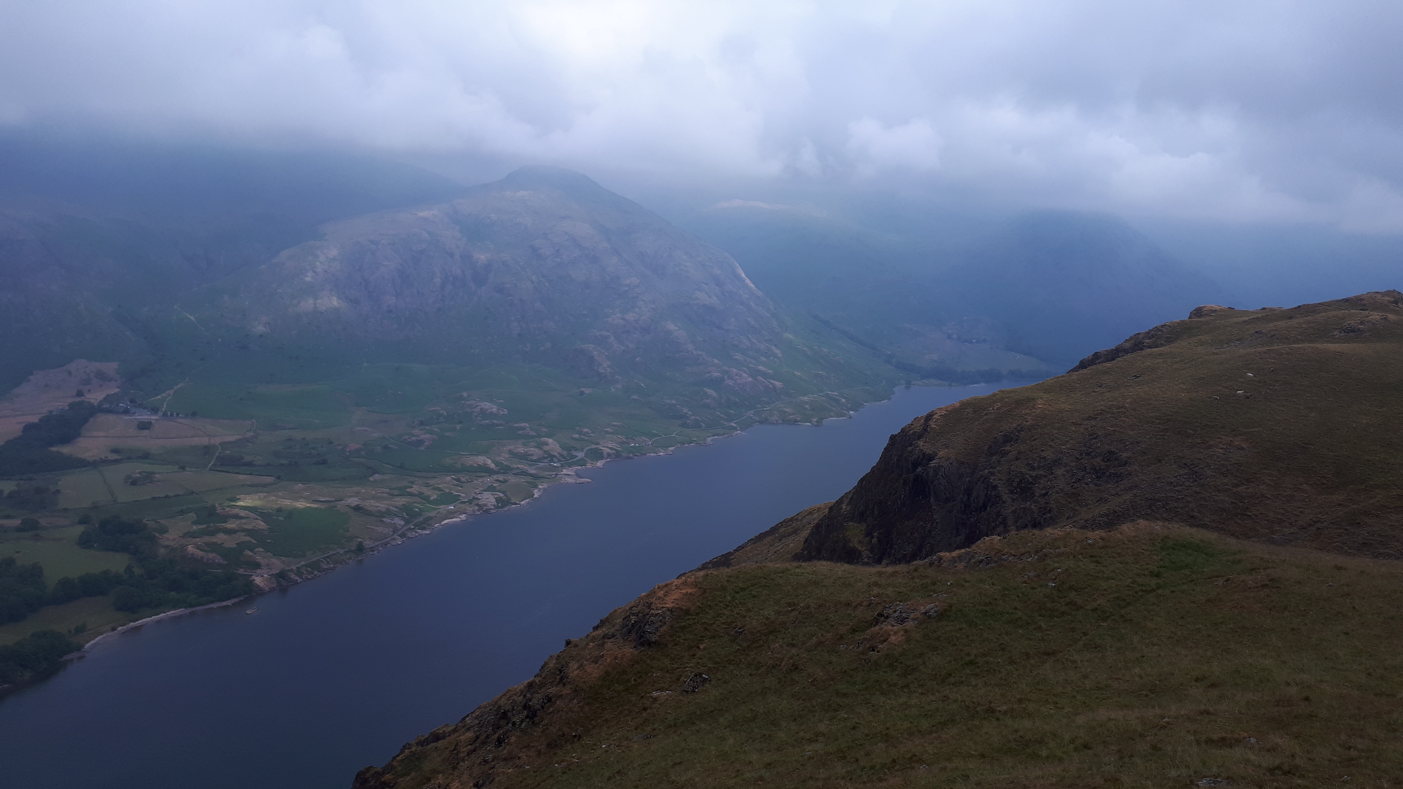 Wastwater from Illgill Head