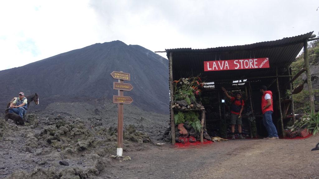 "Pacaya ""Lava Store"""