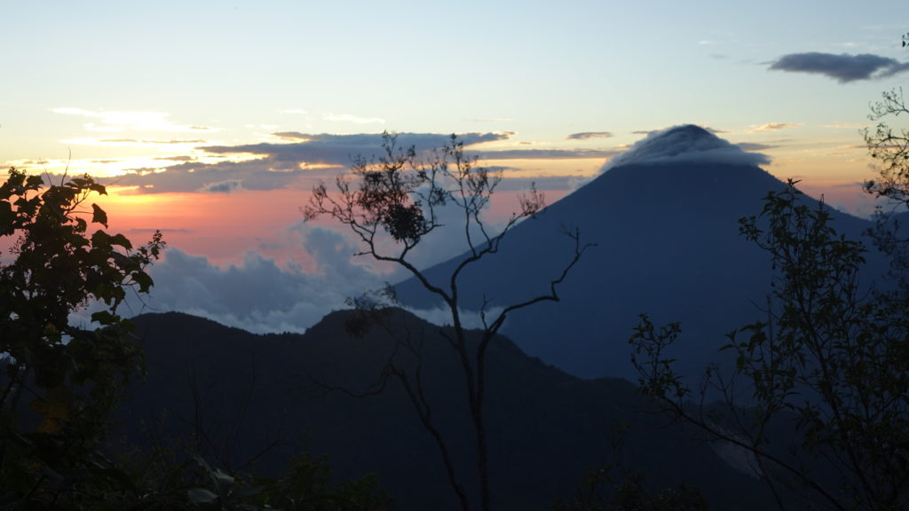 Volcán Santa Maria