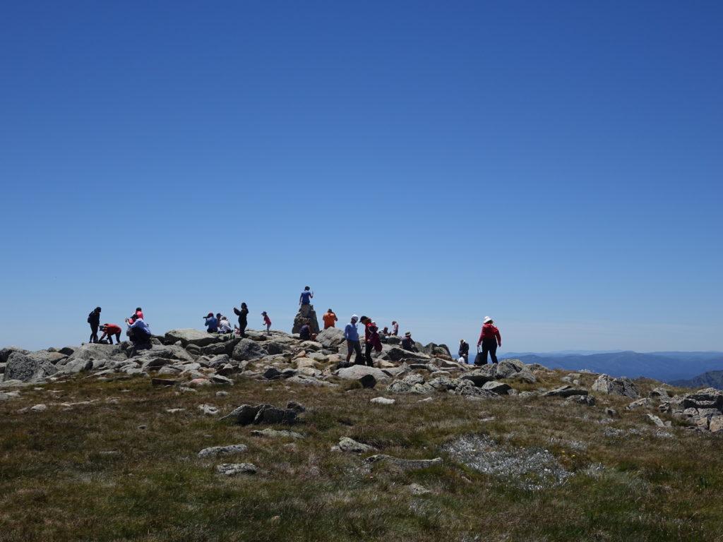 Kosciuszko summit