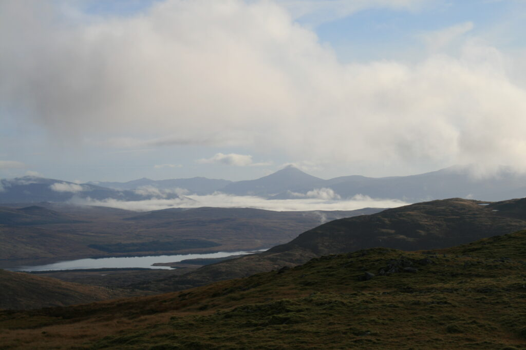 Schiehallion from Carn Dearg