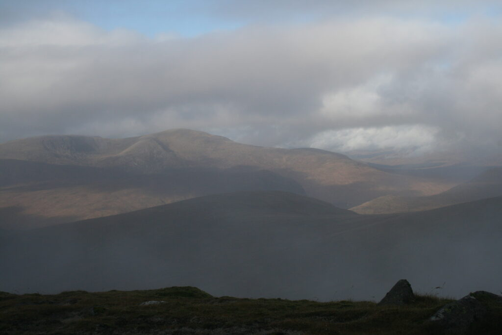 Chno Dearg from Sgor Gaibhre
