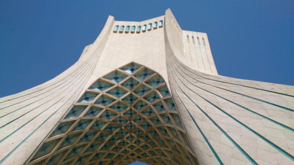 Azadi Tower, Tehran, Iran