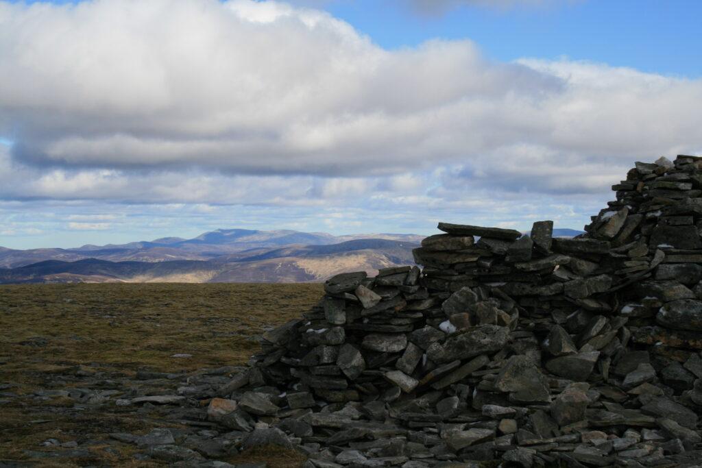 Lochnagar from An Sgarsoch