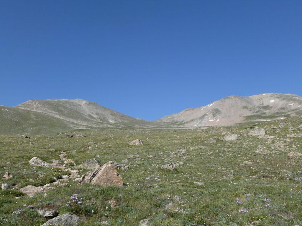 Mount Massive gets closer