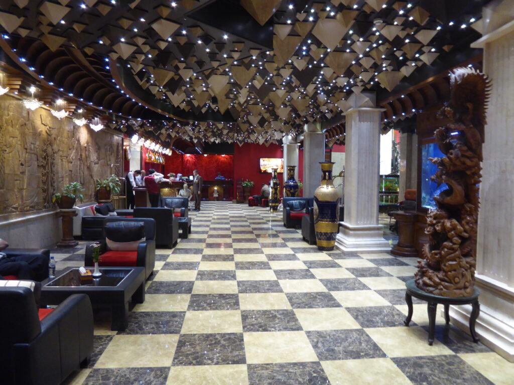 The Ferdowsi International Grand Hotel, Tehran, Iran